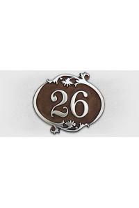 Домовой знак А-13