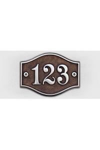 Домовой знак НД-20