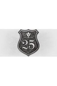 Домовой знак НД-40